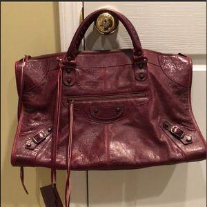 Balenciaga work satchel 🤩